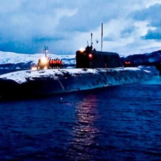 Подводная лодка  «Нижний Новгород»