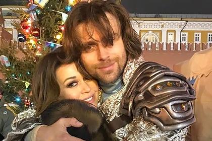 Анастасия Заворотнюк и Пётр Чернышёв