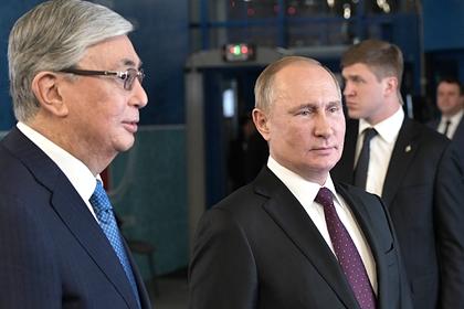 Президент Казахстана впечатлился Омском