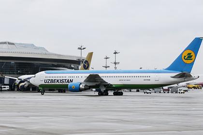 Заболевшие россияне сорвали рейс в Узбекистан