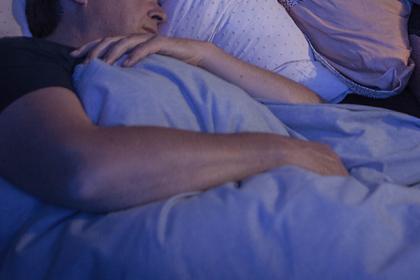 Мужчина набросился во сне на жену из-за редкого заболевания