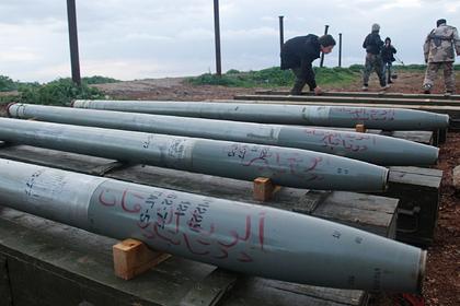 В Сирии нашли американские ракеты террористов