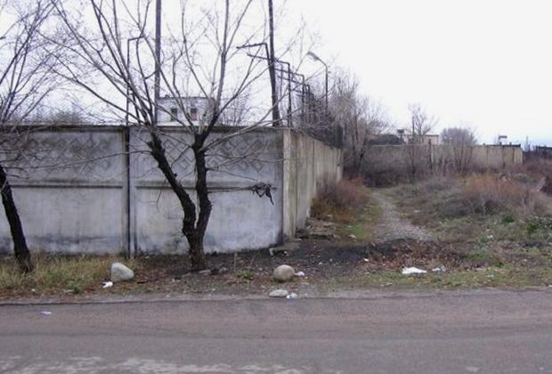 Спецлечебница в поселке Актас