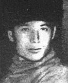 Николай Джумагалиев в молодости