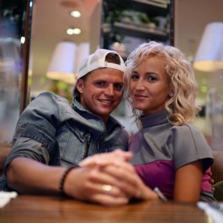 Дмитрий Тарасов и Ольга Бузова (2013)