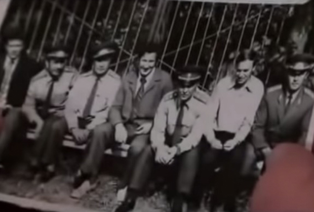 Сотрудники МВД, участвовавшие в поисках Николая Джумагалиева