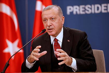 Турция отказалась уходить из Сирии без США и России