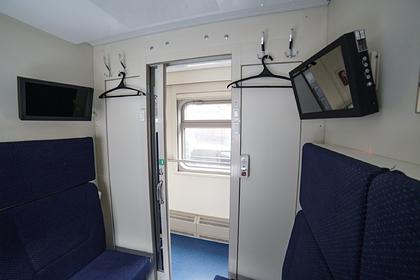 Опубликованы первые фото интерьера поездов в Крым