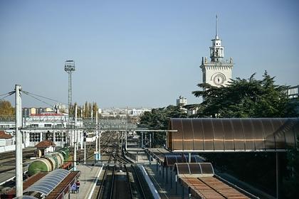 Подсчитано число проданных билетов на поезда в Крым