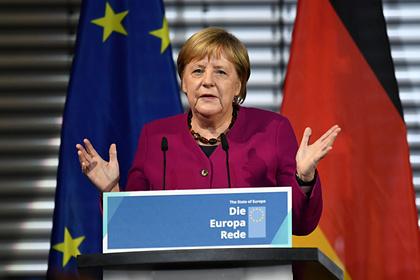 Меркель предрекла восточным немцам еще полвека отставания