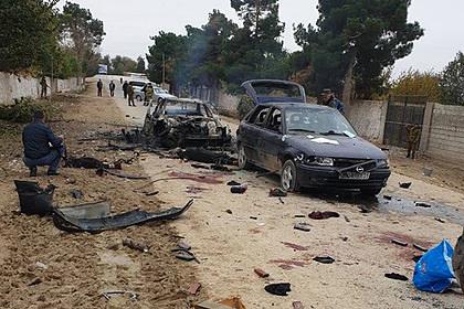 ИГ взяло на себя ответственность за нападение на погранзаставу в Таджикистане