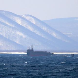 Списанная в 2016 году российская АПЛ К-223 «Подольск» проекта 667БДР