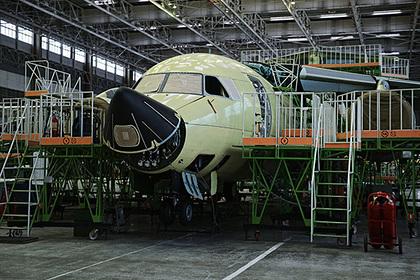 Перетяжеленный Ил-112В облегчили