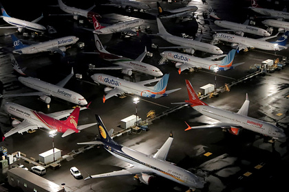 Возобновление полетов проблемного Boeing в США снова отложили