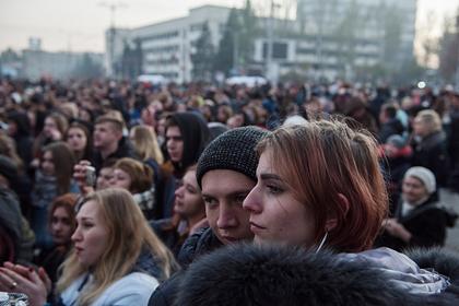 Большинство жителей ДНР и ЛНР выступили за присоединение к России