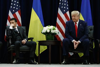 Трамп анонсировал скорое обнародование второго разговора с Зеленским