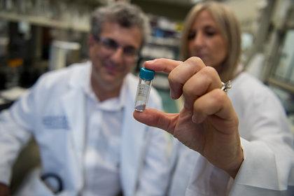 Создано мощное лекарство против рака