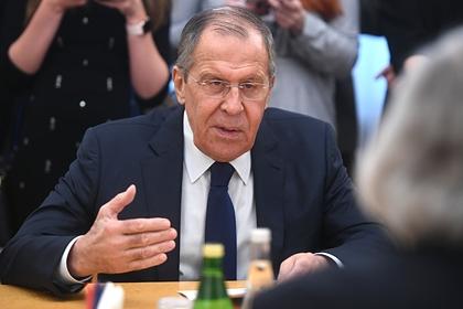 Лавров призвал бороться с попытками пересмотреть итоги Второй мировой