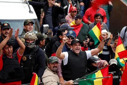 США обвинили в организации госпереворота в Боливии
