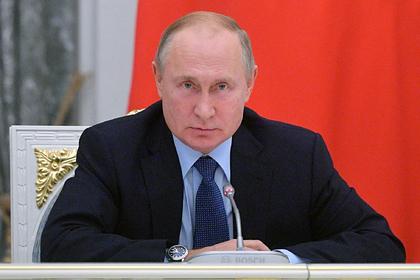 Путин устроил разнос из-за воровства на космодроме Восточный
