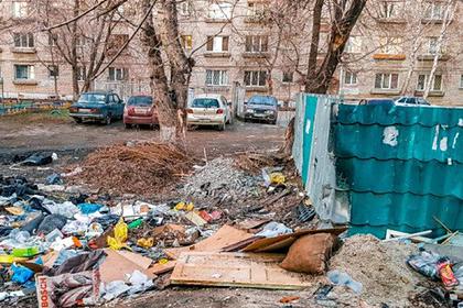 Опровергнута чрезвычайная ситуация в полном мусора российском городе