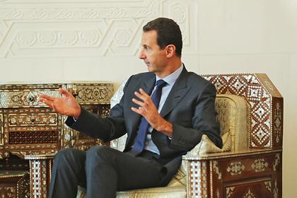 Стало известно о роли России в обходе Асадом санкций Запада