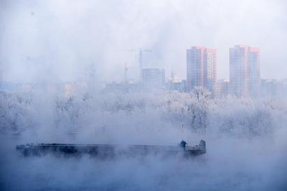 Российскому региону пообещали аномальные морозы