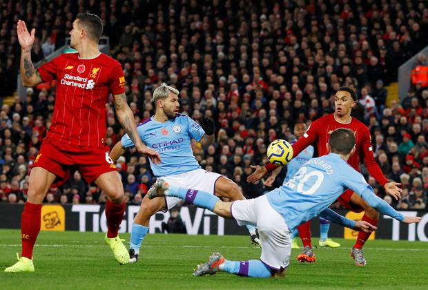 Матч «Ливерпуль» — «Манчестер Сити»