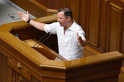 Уволенного представителя Зеленского назвали предателем Украины