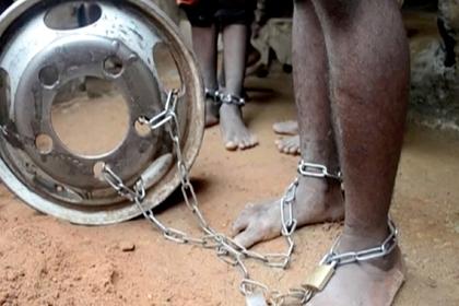 Нигерию призвали не истязать душевнобольных