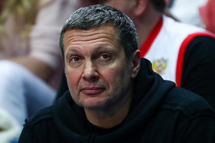 Соловьев признался в любви к Украине