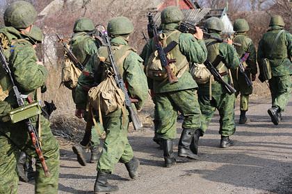 В Донбассе завершился очередной этап разведения войск
