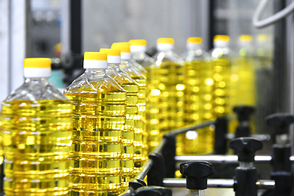 Названо лучшее подсолнечное масло в России