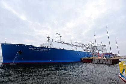 Стали известны причины работы судна «Газпрома» на США