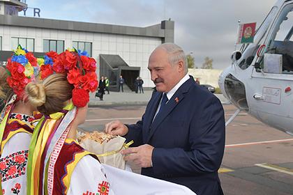 Украинцы высоко оценили Лукашенко