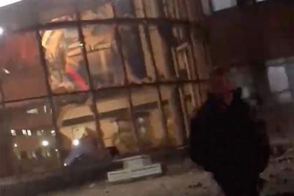 На пивзаводе «Балтика» в Петербурге произошел взрыв