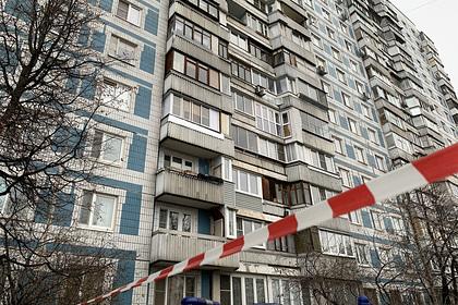 Стало известно о психозе выпавшей из окна с детьми москвички