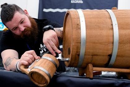 Пивные напитки в России захотели сделать крепче