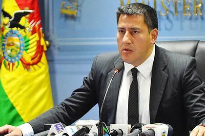 Боливийский министр ушел в отставку вслед за президентом