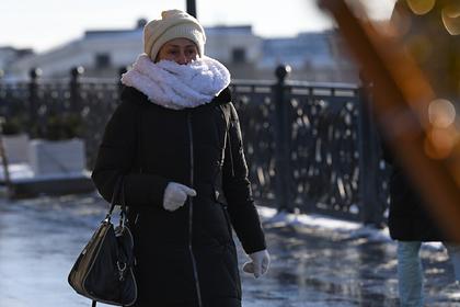Россиянам объяснили значение «ощущается как» в прогнозах погоды