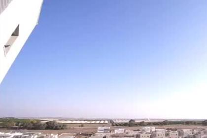 Работа ПВО Израиля по палестинским ракетам попала на видео