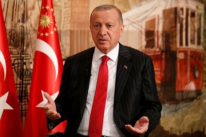 Эрдоган заявил о неспособности России и США побороть террористов