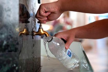 Крым снабдили водой до марта