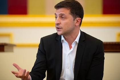 Стала известна реакция Зеленского на секс-скандал с депутатом