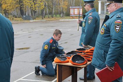 Российские кадеты прошли посвящение самурайским мечом