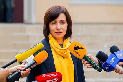 Правительство Молдавии ушло в отставку