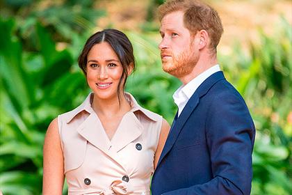 Меган Маркл и принц Гарри замыслили оскорбить королеву