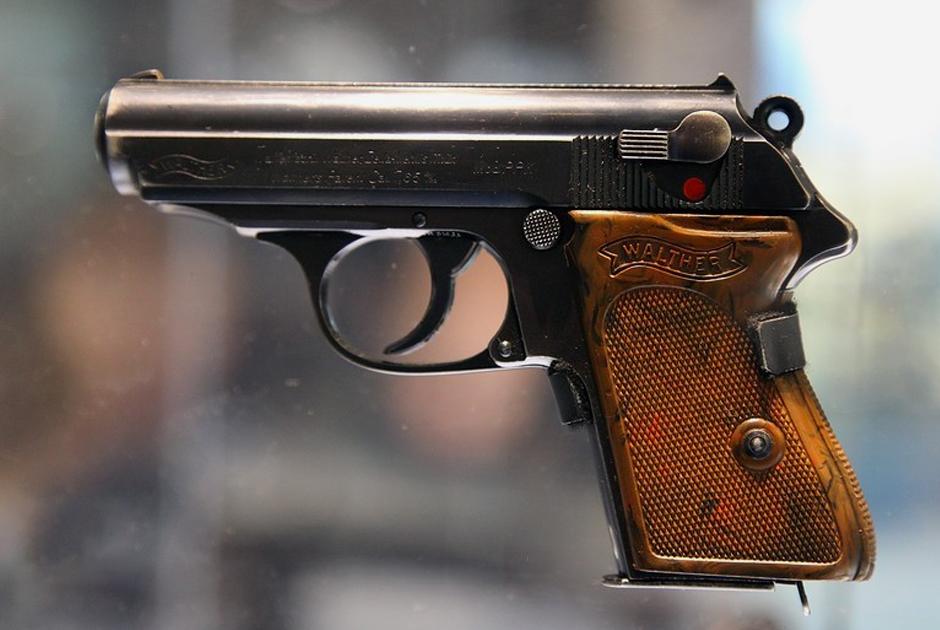 Пистолет Walther Polizeipistole Kriminalmodell (PPK)