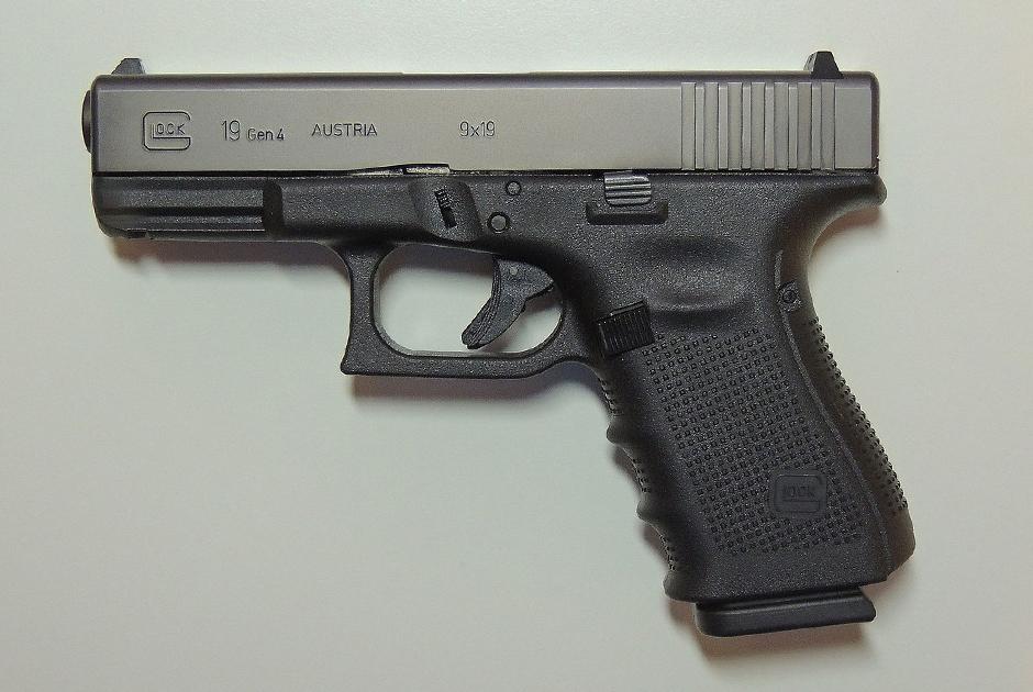 Пистолет Glock 19