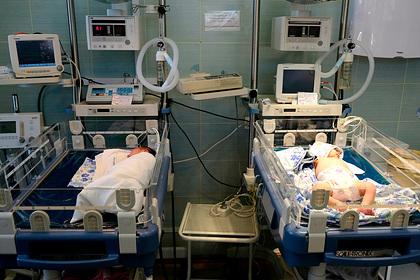 В России снова снизилась младенческая смертность